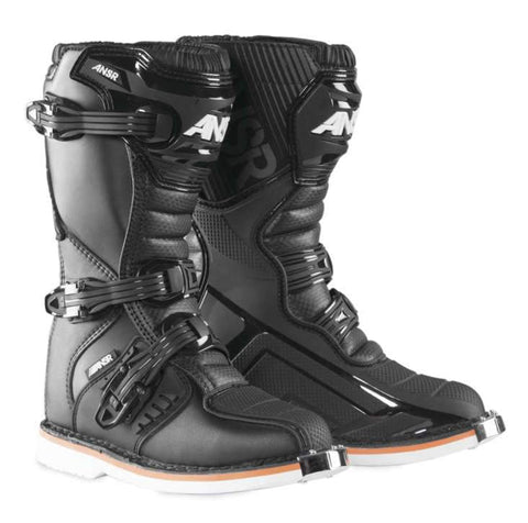 Ar1 Race Boot Blk Y1