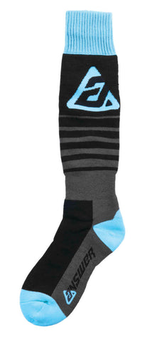 Riding Socks Thin Astblk S/M