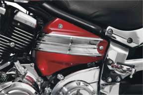 Kuryakyn Side Cover Accent for Yamaha Raider