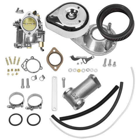 Super E Carb Kit 55-65B.T.