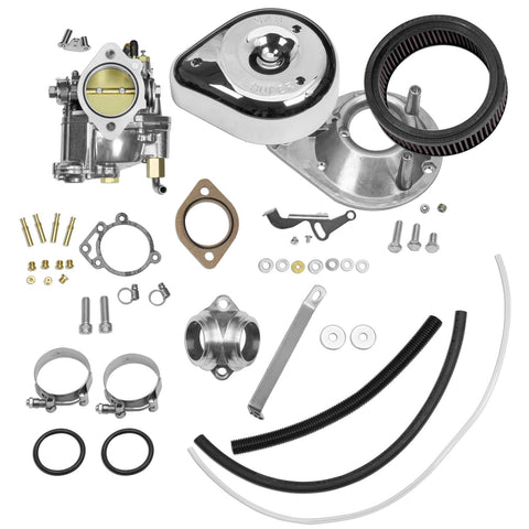 Super E Carb Kit 57-78Xl S&S