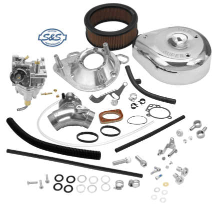 Super E Carb Kit 93-99B.T. S&