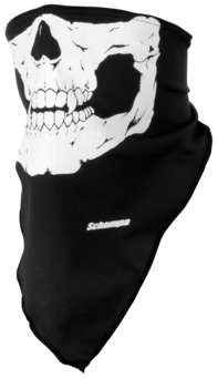 Lightweight Skull Face Mask