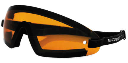 Wrap Goggles Amber
