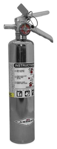Fire Extingusher 2.5 Abc Chr