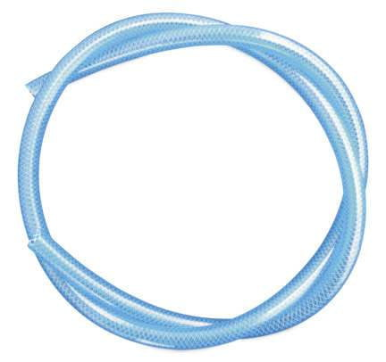 "Braid Fuel Line Blu 3Ft 1/4""I"