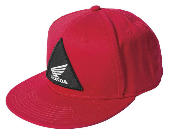Honda Tri Hat Red Yth