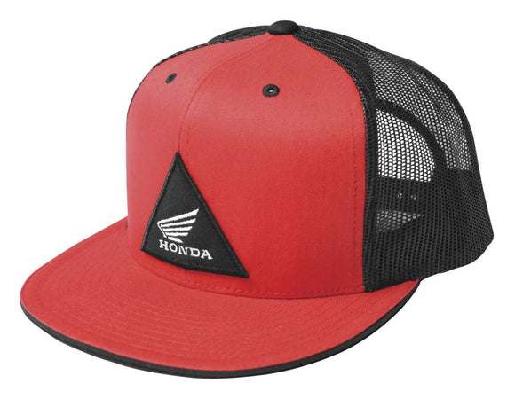 Honda Tri Hat Red