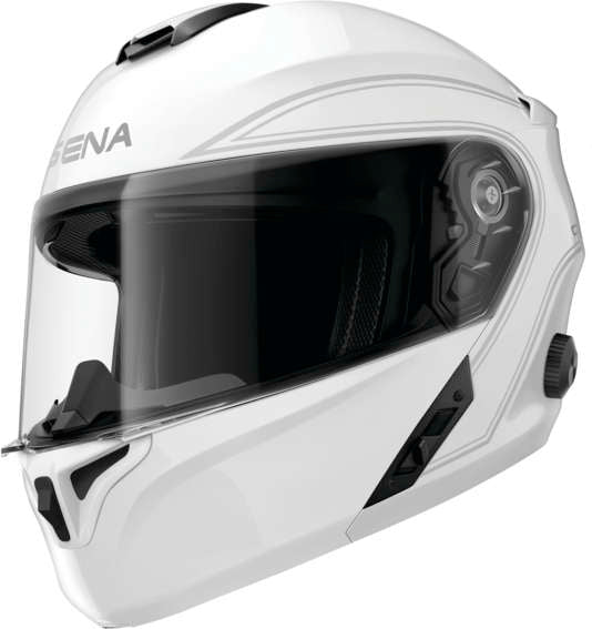 Sena Technologies Outrush Bluetooth Flip-up Helmet
