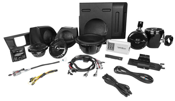 Yxz Audio Kit Stage4