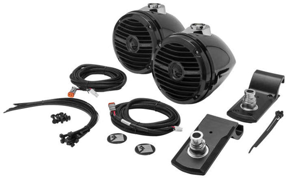 Ranger Rear Speaker Kit