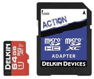 64Gb Action Micro Sdhc Cl.10