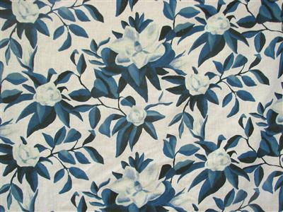 Magnolia in China Blue