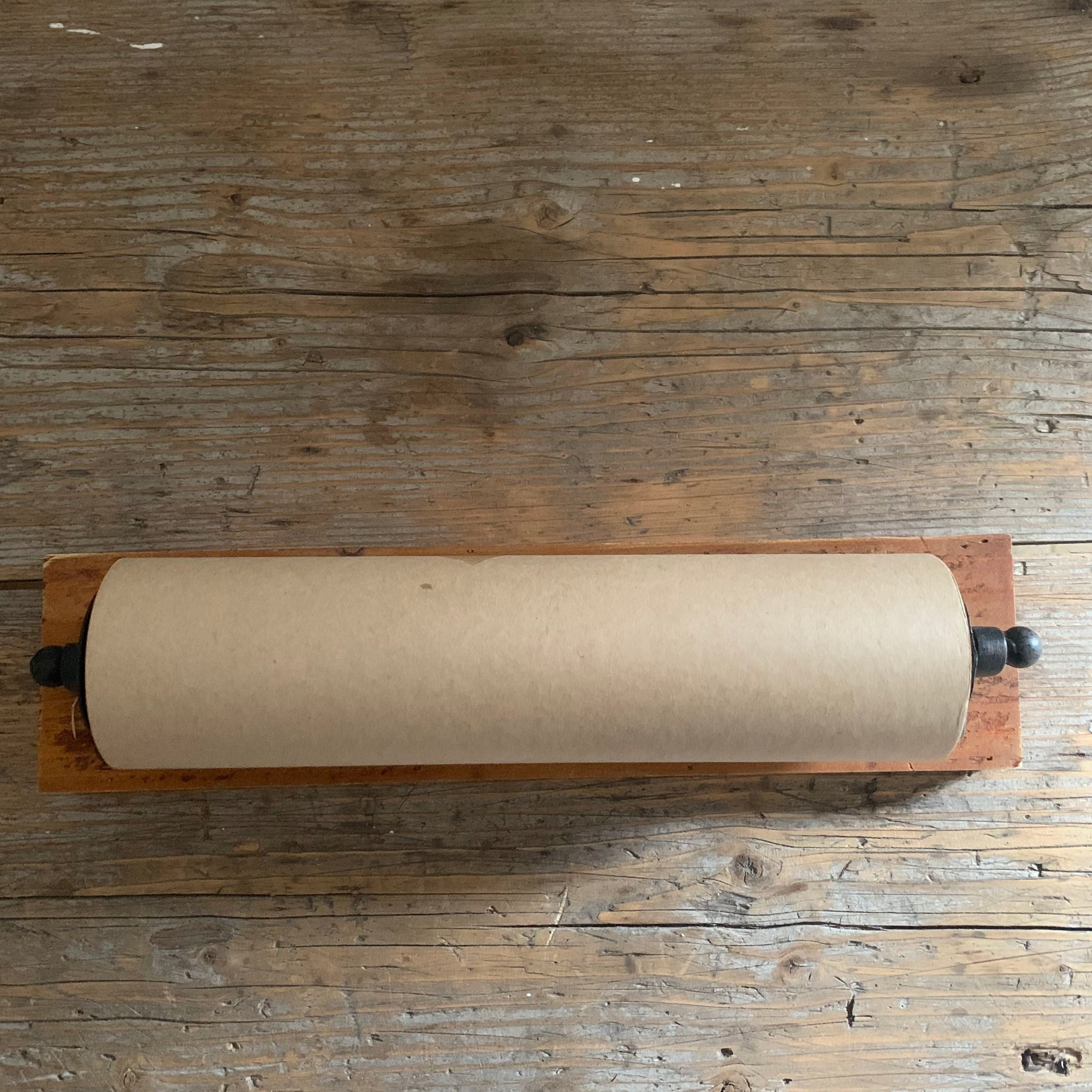 paper mount with paper roll