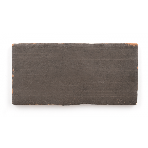 potters 3X6 matte ceramic tile- earth