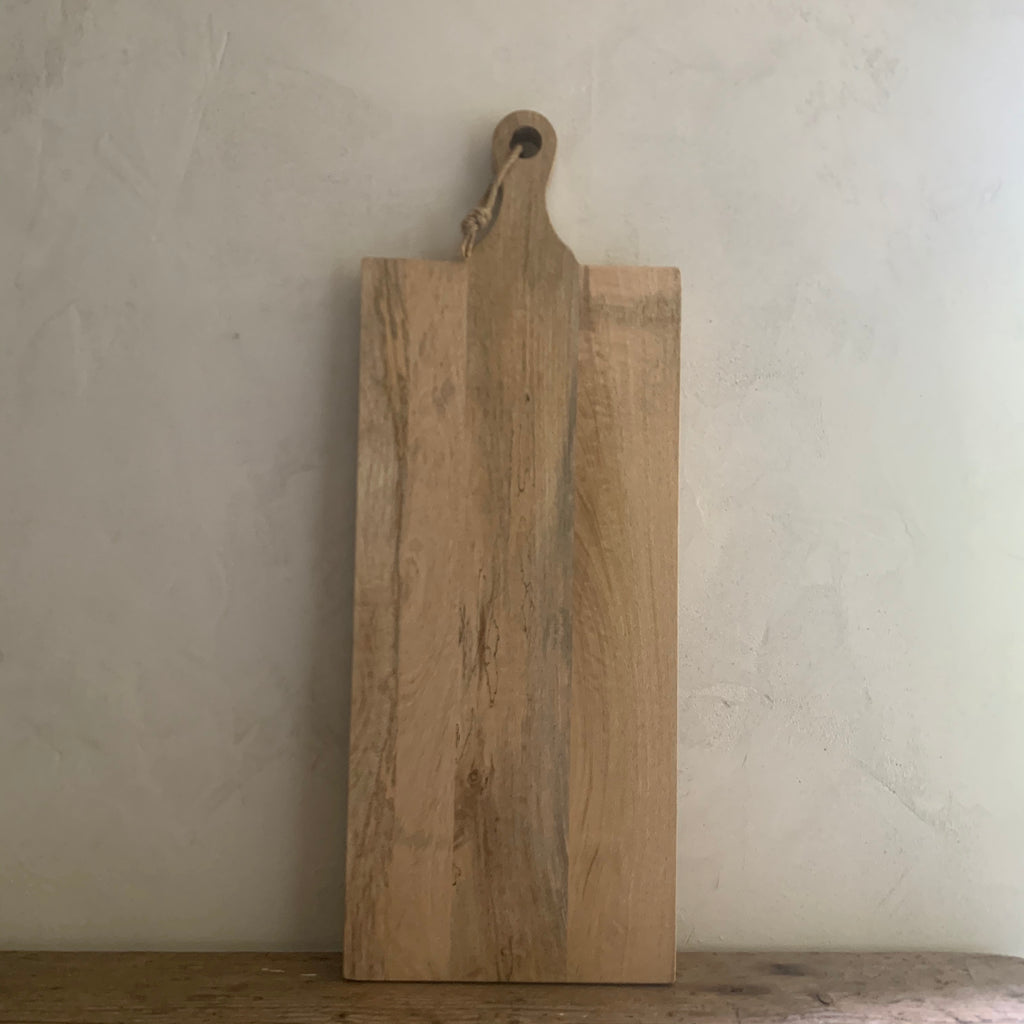 long hanging cutting board