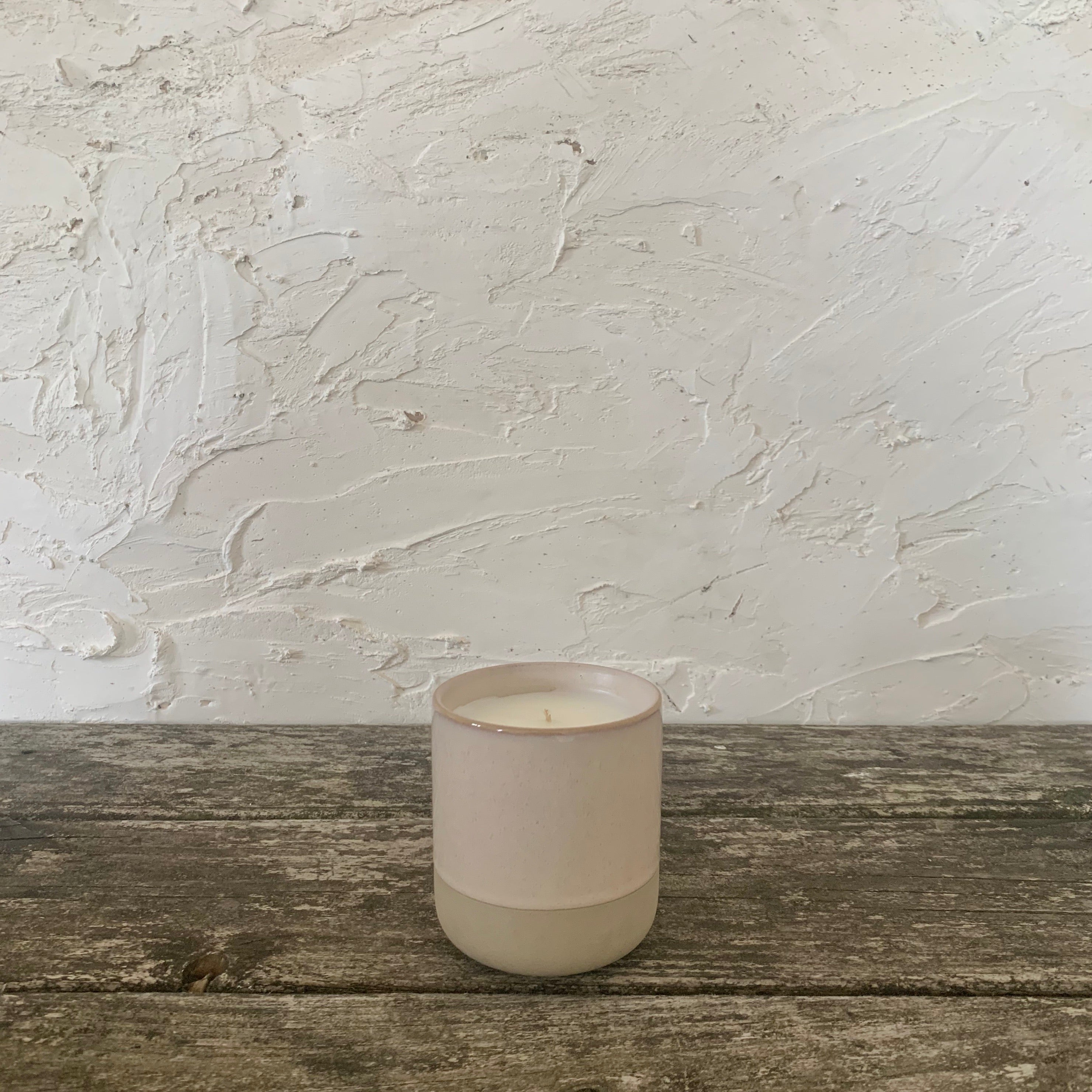 'potager' hand poured soy candle