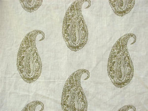 Live Paisley in Antique Beige