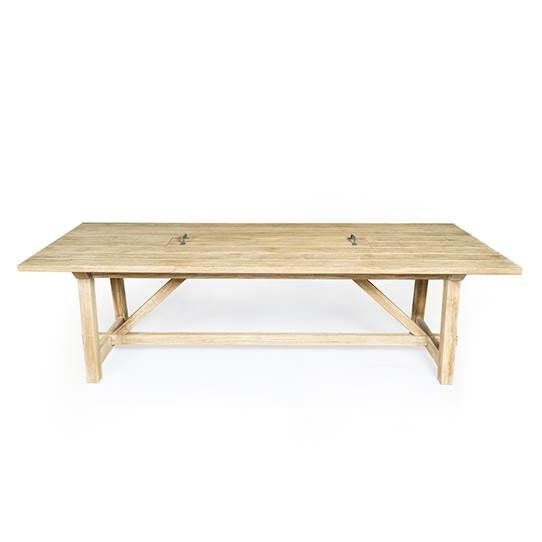 harvest table- teak