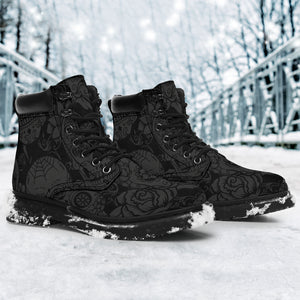 Dark Shadow Skull All-Season Boot
