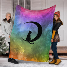 Load image into Gallery viewer, Prism Nebula Cozy Blanket