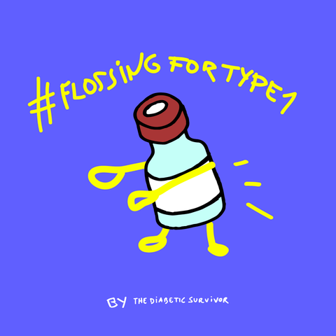 #FlossingForType1