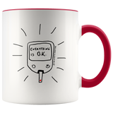 diabetes awareness mug