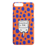Diabetes iPhone Case