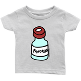 Diabetes Pancreas as Vial Infant Tee Shirt