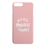 iPhone Case Dead Pancreas Gang (Pink)