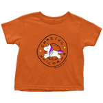 Diabetes Chasing Unicorns Toddler T-Shirt