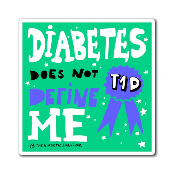 diabetes doesn't define me