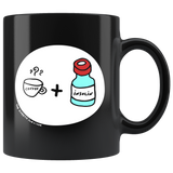Coffee + Insulin Mug by The Diabetic Survivor
