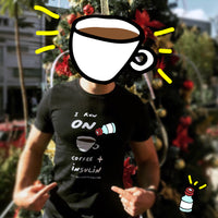 I run on coffee and insulin pic from Colombia!