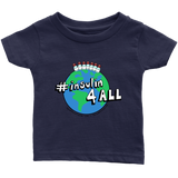 insulin4all Infant T-Shirt