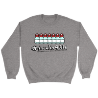 insulin for all campaign - Hoodies Diabetes Awareness