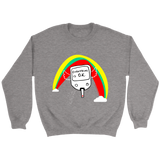 Everything is OK Rainbow  🌈  Sweatshirts & Hoodies