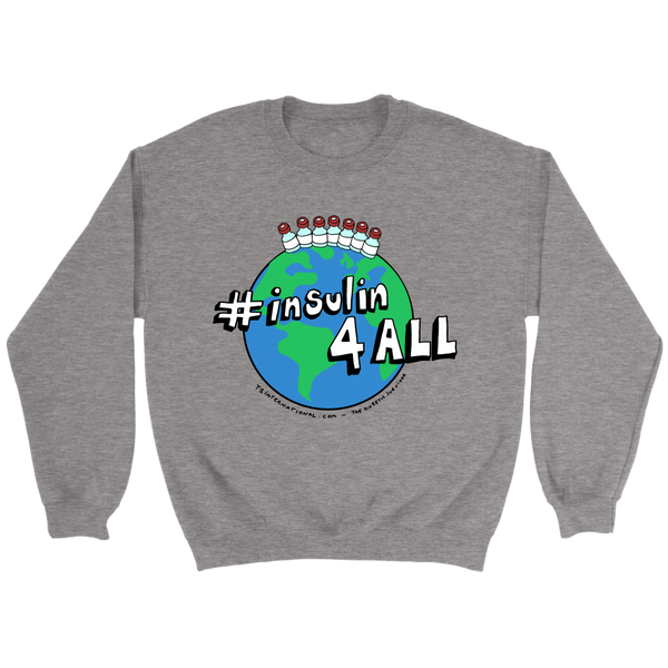#insulin4all - Sweatshirts & Hoodies