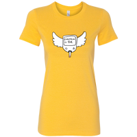 Women's Tee - Everything is O.K. Wings