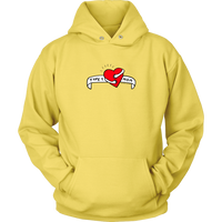Type 1 Mom - Yellow Hoodie