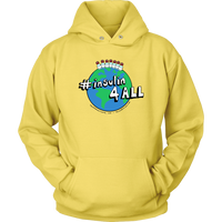 insulin for all campaign - Sweatshirts & Hoodies