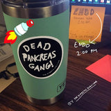 Dead Pancreas Gang sticker