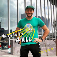 insulin for all tshirt