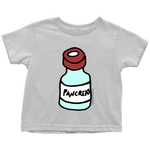Diabetes Pancreas as Vial Infant Toddler Shirt