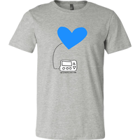 Men's T-Shirt - Diabetes Awareness