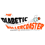 The Diabetic Rollercoaster Sticker 🎢