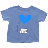 Toddler T-Shirt - Diabetes Awareness
