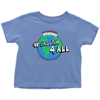 insulin4all Toddler T-Shirt