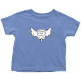 Diabetes Everything is O.K. Wings Toddler Tee Shirt