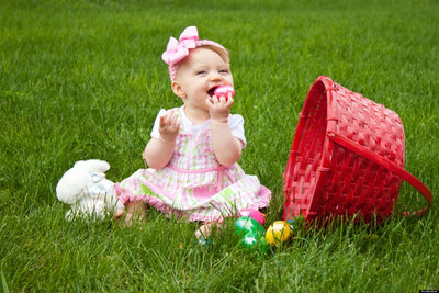 Easter and babies - to choc or not